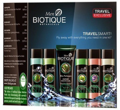 Biotique Travel Kitt