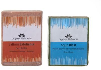 Organic Therapie Exfoliating Beauty Bath Combo