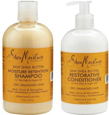 Shea Moisture Shampoo and Conditioner(Set of)