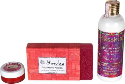 Fuschia Strawberry Collection