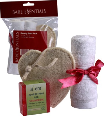 Bare Essentials Beauty Bath Pack