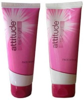 Amway Attitude Be Bright Face Wash 100 Ml and Face Scrub 100 Ml(Set of) best price on Flipkart @ Rs. 675