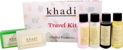 khadi Natural Travel Kit
