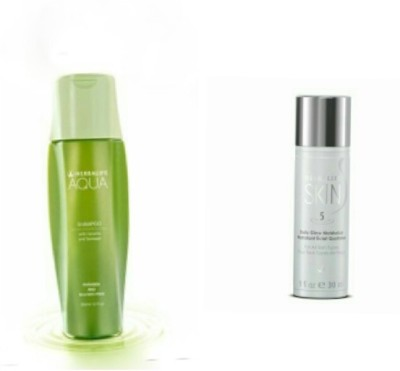 Herbalife Daily Glow Moisturizer And Shampoo