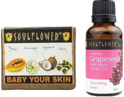 Soulflower Fairness Set -1