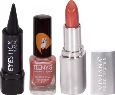 Viviana Pride Lipstick, Nail Colors, Kajal