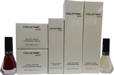 Colorbar Skin Care Combo With Offer