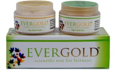 Evergold Ayurvedic Fairness Cream And Gel