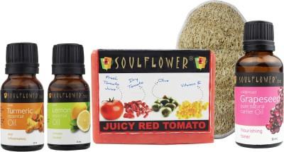 Soulflower Complete Fairness Sun Tan Removal