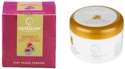 Oxyglow Wrinkle Lift Cream & Oxynourishing Massage Cream