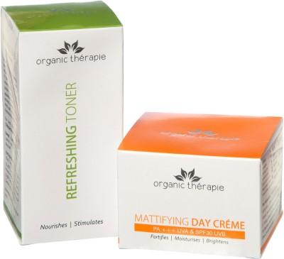 Organic Therapie Pure Skin Moisturisure Combo
