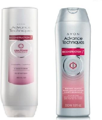 Avon Advance Techniques Reconstruction Shampoo & Conditioner (200ml each)