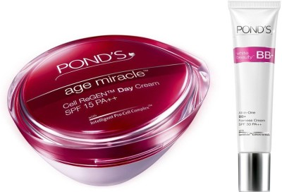 Pond's white beauty and age miracle