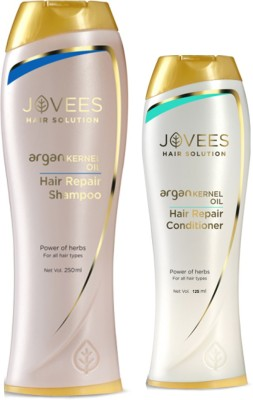 Jovees Argen Kernel Oil hair repair shampoo and conditioner