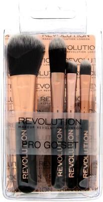 Makeup Revolution London Pro Go Mini Brush Set