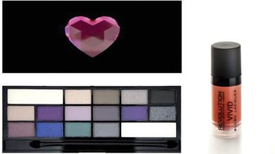 Makeup Revolution London Vivid Heart