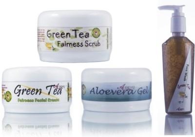 Adidev Herbals Adidev Herbals Green Tea Fairness Pack
