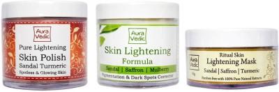 Auravedic Ultra Skin Lightening Kit
