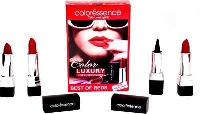 Coloressence Luxury for Luscious Lips - Best of Red