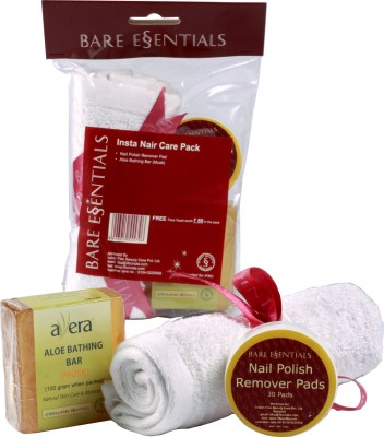 Bare Essentials Insta Nair Care Pack