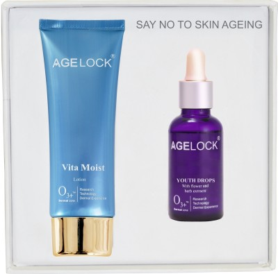 O3+ Say No to Skin Ageing