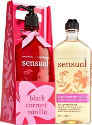 Bath & Body Works Black Currant Vanilla