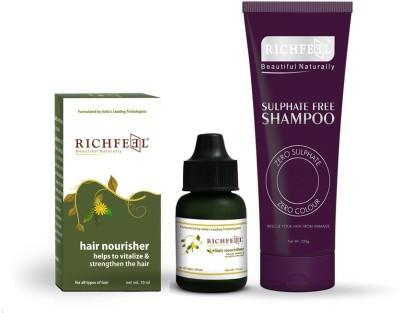 Richfeel Hair Nourish Combo