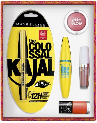 Maybelline Wedding Collection Box – Coral