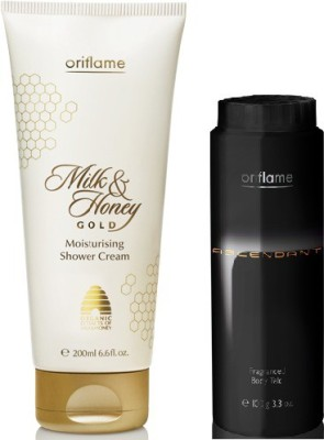 Oriflame Sweden Shower Cream-Talc Combo