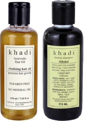 khadi Natural Hair Growth Combo