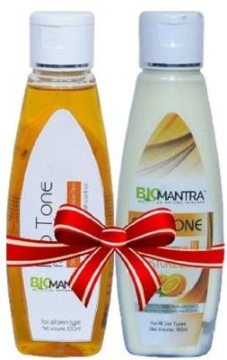 BioMantra ProTone Combo Of Facewash And Moisturizer
