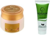 Oxyglow Gold Face Pack Eco Pack & Essence Of Clove Anti Pimple Face Pack 3 best price on Flipkart @ Rs. 774