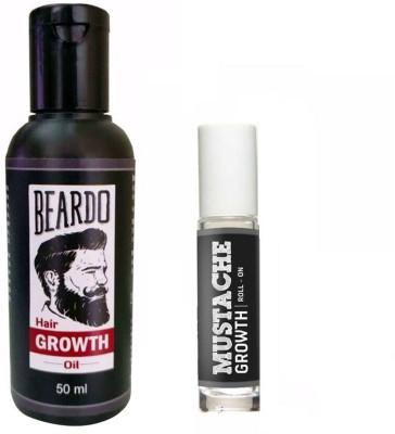 Beardo Growth and Roll onn