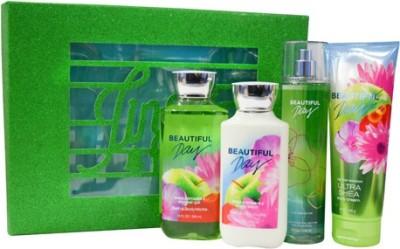 Bath & Body Works Beautiful Day Jingle All The Way Gift Set