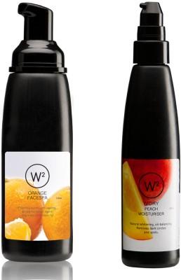 W2 Face Treat Orange