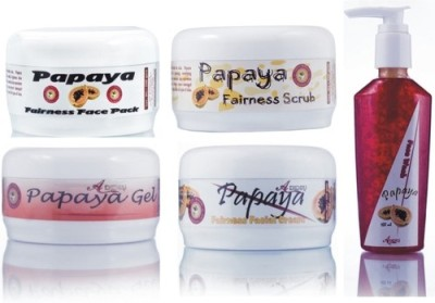 Adidev Herbals Skin Brightening Papaya Fairness Face Pack
