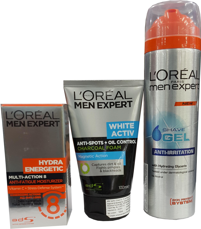LOreal Paris Men Expert Combo(Set of 3)