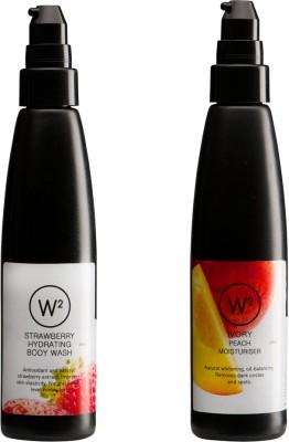W2 Bodycare Strawberry