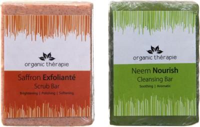 Organic Therapie Kesar and Neem Glow Combo