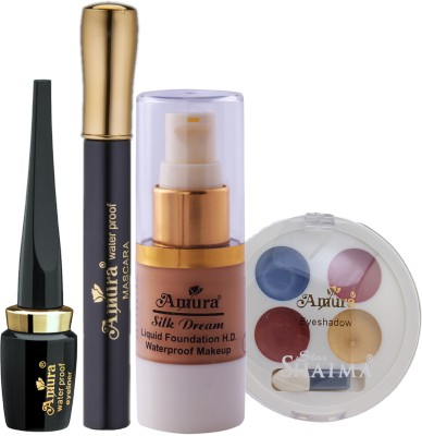 Amura Colour Cosmetics Eye Makeup Combo