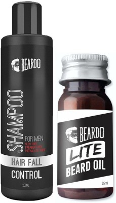 how to use beardo lite beard oil