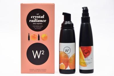 W2 Crystal Radiance Daily Regimen for Normal Skin
