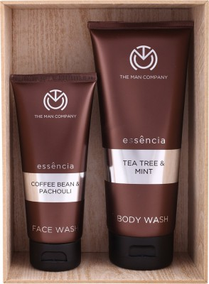 The Man Company Awesome Duo- Set of Face Wash and Body Wash