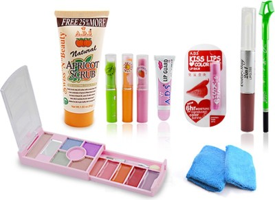 ADS Fashion Color Combo Makeup Sets 11 IN1