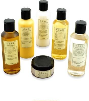 Khadi Natural Natural Defence Solution Kit for Dry Skin & Hair