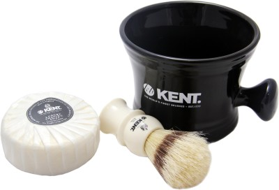 Kent It gives High End Shaving Experience With Shaving Bowl & Soap