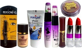 Personi Combo of Beauty Accessories(Set of 9)
