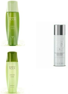 Herbalife Shampoo Conditioner And Night Cream