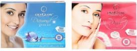 Oxyglow Diamond Facial Kit & Pearl Facial Kit