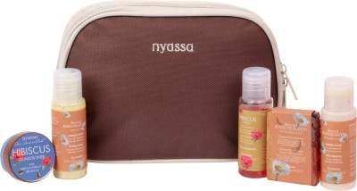 Nyassa Sandalwood Travel Kit